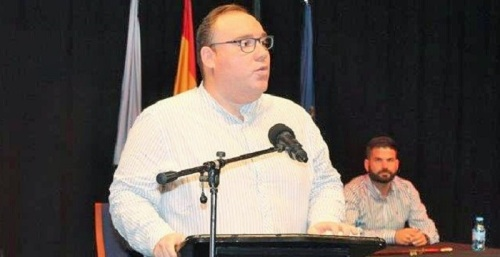 Manuel Guirado, concejal de Salobreña, nuevo diputado provincial.jpg