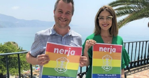Nerja celebrará el Día Internacional del Orgullo LGTBI
