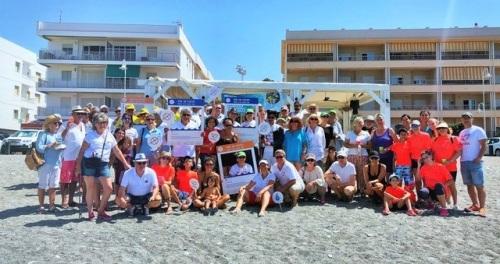 Playa Patrol organiza la limpieza de varias playas sexitanas tras San Juan.jpg