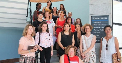 Se clausura en Salobreña el proyecto de inserción laboral para mujeres víctimas de violencia 'Removiendo obstáculos'.jpg