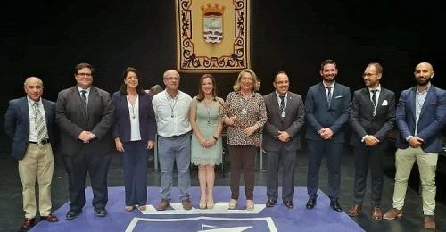 Trinidad Herrera, reelegida alcaldesa de Almuñécar