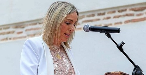 Yolanda Escámez Rodríguez pregonó la fiestas de San Antonio 2019.jpg