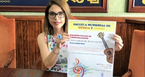 Anunciado el plazo de matriculación de la Escuela Municipal de Música y Danza para nuevos alumnos.jpg