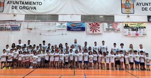 Arrancan los Campamentos de Verano en Órgiva