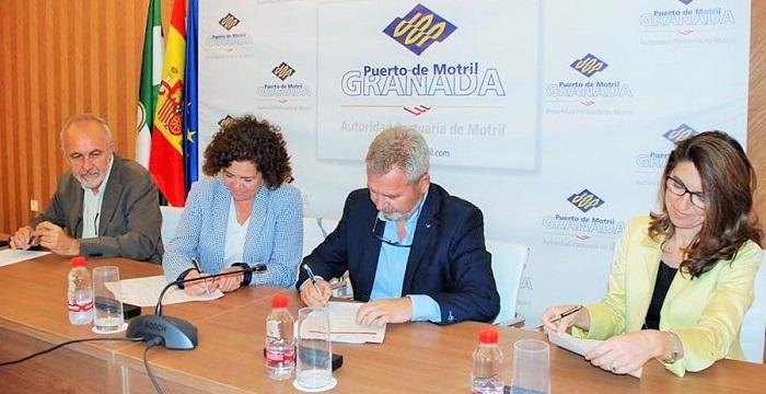 Aula del Mar del Puerto desarrollará un programa de actividades para colectivos con necesidades