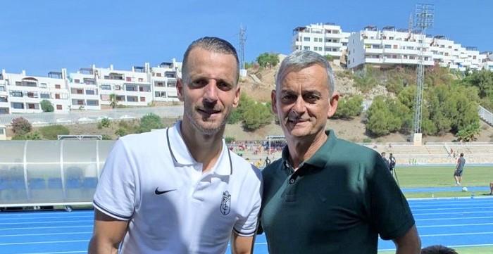 Éxito de organización en el amistoso de fútbol entre el Granada y el Alcorcón.jpg