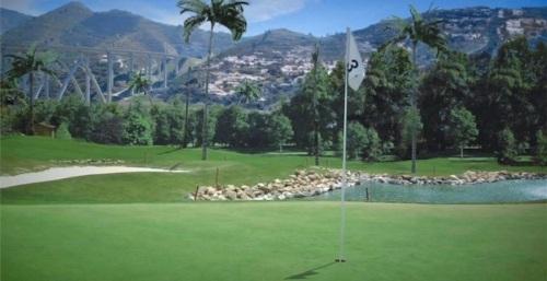 Campo de Golf en Río Verde Almuñécar