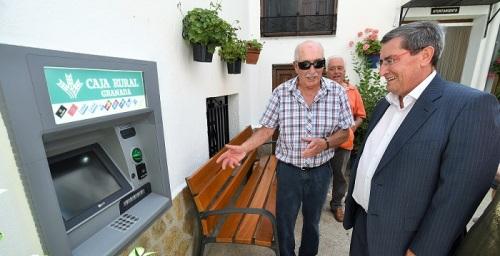 Diputación mejora instalaciones y equipamientos en Busquístar y Cáñar