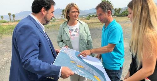 El Ayuntamiento de Motril habilitará casi 1.500 plazas de aparcamiento a lo largo del Camino del Pelaíllo.jpg