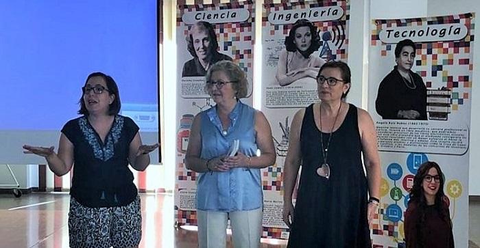 El área de Igualdad y el Instituto Andaluz de la Mujer resaltan en Motril el papel de la mujer en la Ciencia.jpg