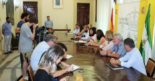 El Gobierno adjudica contratos de redacción de proyectos para mejorar las playas de Motril, Salobreña y Albuñol