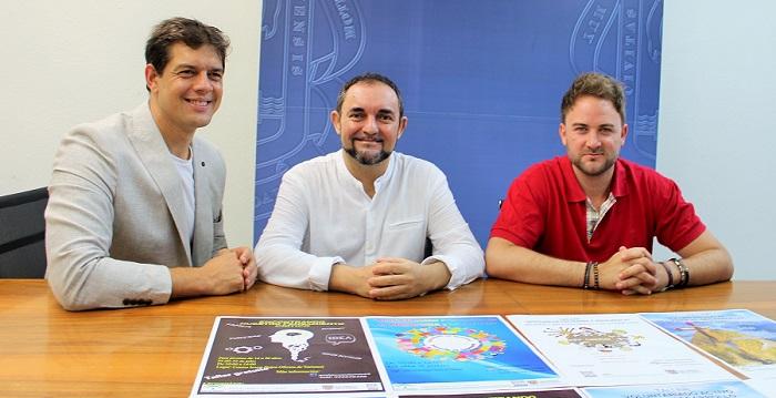 El Instituto Andaluz de la Juventud concede al Ayuntamiento de Motril ocho talleres del Plan 'Código Joven'.jpg