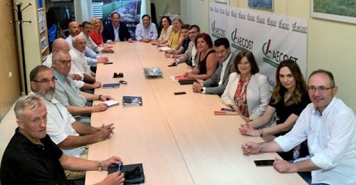 El PSOE defenderá ante las administraciones que se aceleren los proyectos pendientes de la Costa.jpg