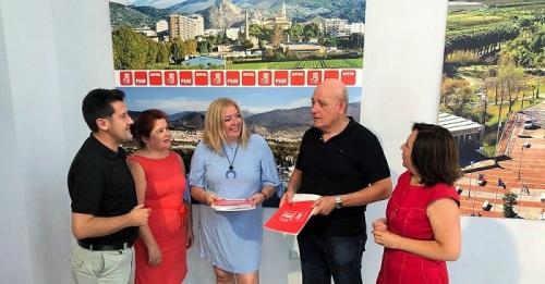 El PSOE denuncia que los Presupuestos de la Junta 'vetan' infraestructuras y servicios públicos esenciales en la Costa