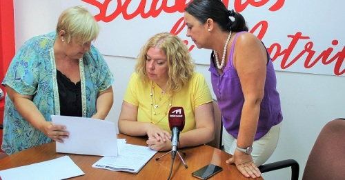 El PSOE pide el arreglo del antiguo camino a Calahonda desde el anejo de Puntalón.jpg