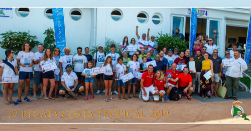El Red Shark del Club de Mar Almería, ganador de la IV Regata Costa Tropical.png
