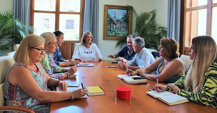 Foto equipo de Gobierno Ayuntamiento de Motril