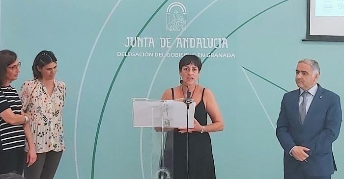 Igualdad, Junta de Andalucía en Granada