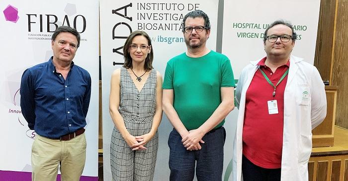 Investigadores de Granada reciben una donación económica para el estudio de la enfermedad de Ménière.jpg