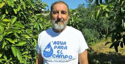 Joaquín Cabrera Agua para el Campo