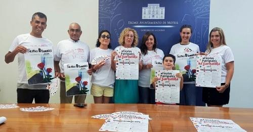 La Garnatilla celebra sus fiestas patronales con una amplia programación para niños y mayores
