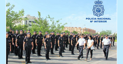 La Policía Nacional incorpora en la Provincia de Granada 75 alumnos en prácticas para completar su formación.png