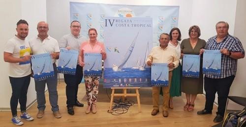 La sede de Mancomunidad acoge la presentación de la IV Regata 'Trofeo Costa Tropical'.jpg