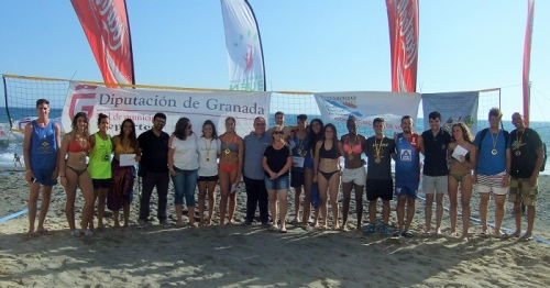 Las playas granadinas se vuelcan con el XXV Circuito Voley Playa de la Costa Tropical.jpg