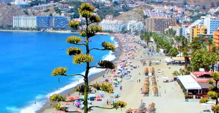 Playa de San Cristóbal en Almuñécar.png