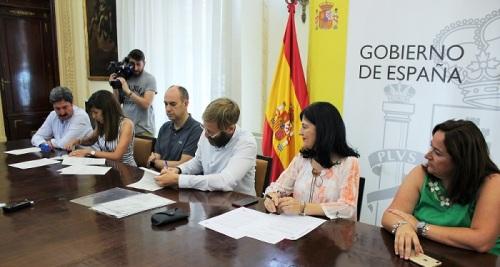 Primer paso para la mejora de las playas de Motril, Salobreña y Albuñol