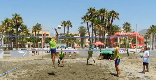Voley Playa_Almuñécar
