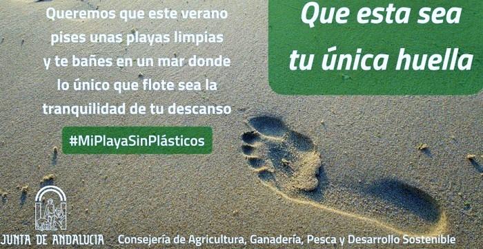 Campaña de la Junta en redes sociales para concienciar sobre el daño de los plásticos en las playas y medio ambiente.jpg