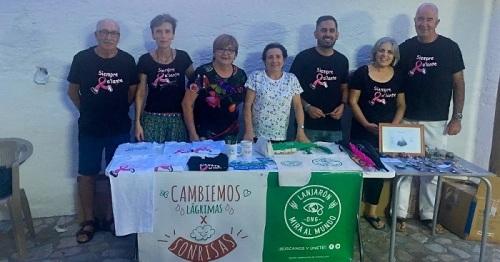 Cáñar celebra el III Mercado Solidario a favor de la investigación contra el cáncer que se desarrolla en la UGR.jpg