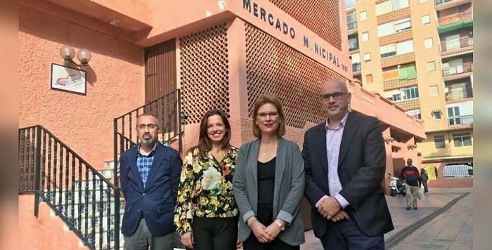 Cs reitera su posicionamiento a favor de un nuevo mercado público, tradicional, moderno y eficiente en Almuñécar