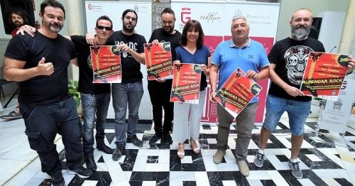 El 'Almendra Rock' vuelve a Rubite para promocionar lo mejor de la música local.jpg