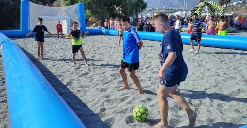El II Sports Festival llega este sábado a Salobreña con actividades para toda la familia.jpg