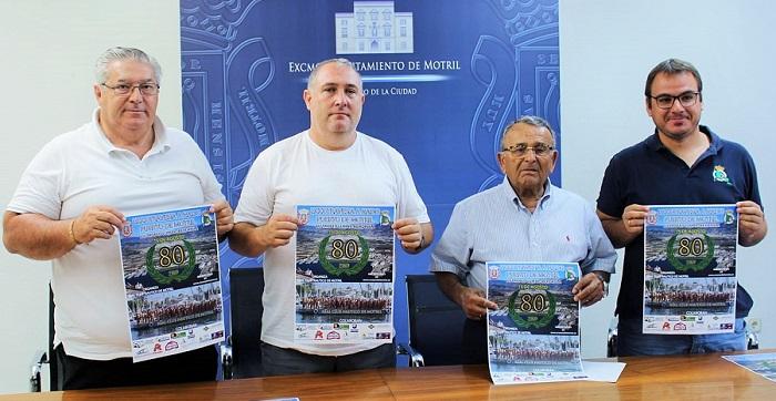 El Real Club Náutico de Motril celebra la LXXX Travesía a nado del Puerto el próximo día 15 de agosto.jpg