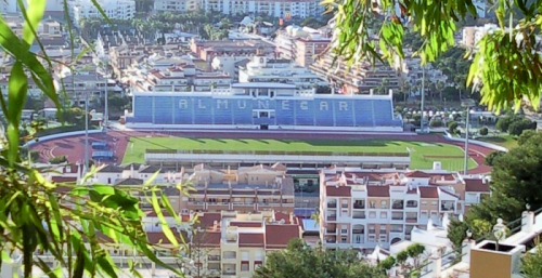 Estadio municipal de Almuñécar 'Francisco Bonet'