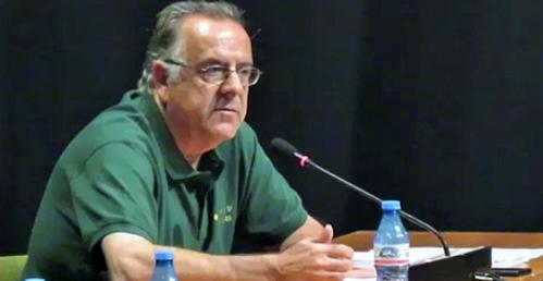 Francisco Fernández Morgan IU Almuñécar