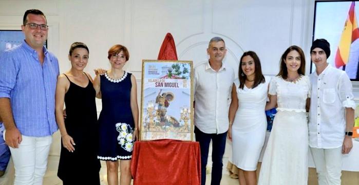 Las Protegidas ya tiene cartel anunciador de su 'Veladilla de San Miguel 2019'.png