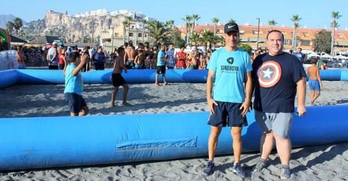Salobreña contará el próximo año con una Escuela de Verano de Vóley Playa