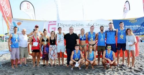 Salobreña pone el broche final al XXV Circuito Vodey Playa Costa Tropical, al ser sede de la última etapa.jpg