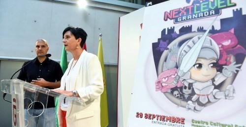 Aficionados a los videojuegos podrán probar los próximos lanzamientos nacionales en el Next Level Granada.jpg