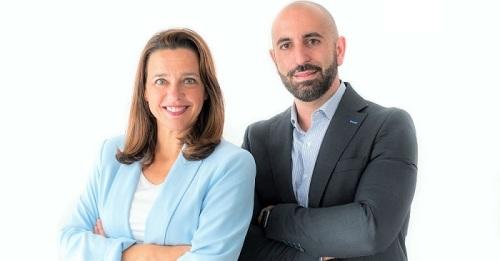 Beatriz González y Daniel Barbero, concejales de Cs en Almuñécar.jpg