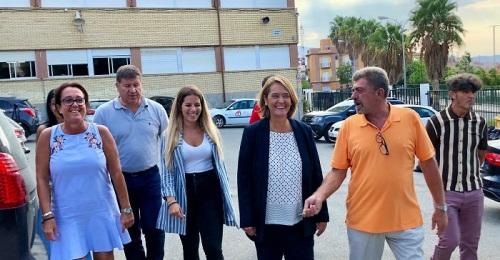 El Ayuntamiento de Motril presenta las obras de mejora acometidas en el colegio público Francisco Mejías.jpg