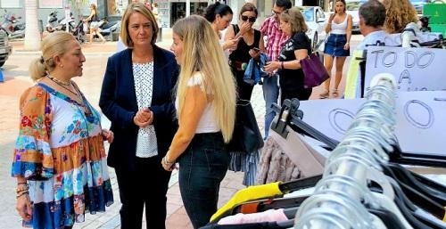 El Ayuntamiento de Motril ratifica su compromiso con la protección del comercio tradicional de la ciudad