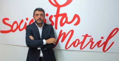 El concejal del PSOE en Ayuntamiento de Motril Francisco Sánchez-Cantalejo.JPG