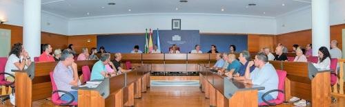 El Consejo Agrario elige a sus miembros sectoriales con el problema de la planta de residuos vegetales sobre la mesa.jpg