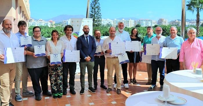 El hotel Victoria Playa acogió la entrega de los Diplomas SICTED