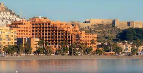 Hotel Almuñécar Playa en San Cristóbal